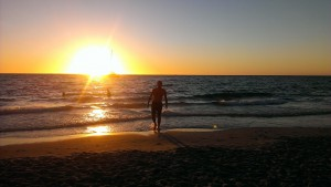 Christmas sunset in Freo (3)