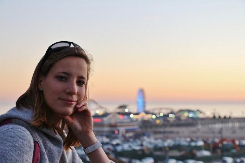 Los Angeles - Santa Monica Pier.